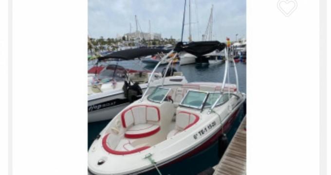 Boat rental Sea Ray Sea Ray 185 Sport in Adeje on Samboat