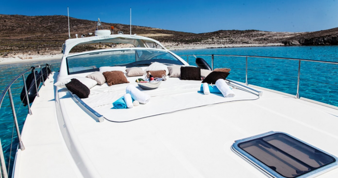Hire Motorboat with or without skipper Alphamarine Ornos
