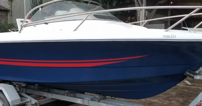 Rental yacht Saint-Quay-Portrieux - Ocqueteau Olympic 565 on SamBoat
