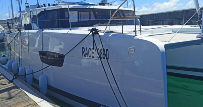 Rental yacht Marsala - Fountaine Pajot Astrea 42 on SamBoat