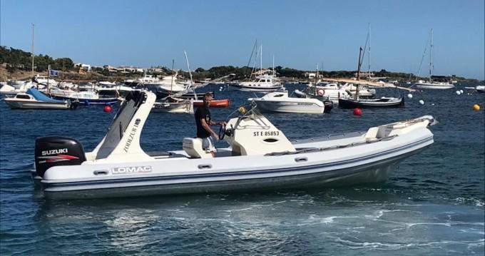 Boat rental Lomac Lomac 790 IN in Ibiza Island on Samboat