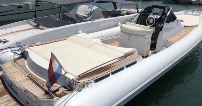 Hire RIB with or without skipper Magazzu Ibiza Island