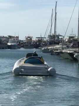 Magazzu MX 11 between personal and professional Ibiza Island