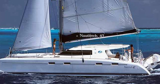 Boat rental Nautitech Nautitech 47 in Marmaris on Samboat