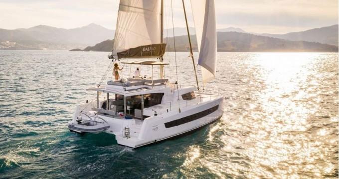 Rent a Bali Catamarans Bali 4.6 (Gen+A/C+WM) Capo d'Orlando