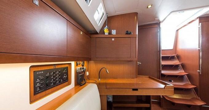 Rental yacht Thassos Island - Bénéteau Oceanis 45 on SamBoat