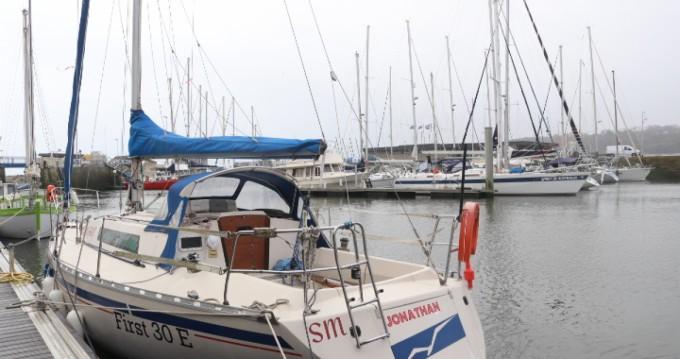 Rental yacht Saint-Brieuc - Bénéteau First 30 Mauric on SamBoat