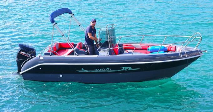 Boat rental Italmar F 30 in Cassis on Samboat