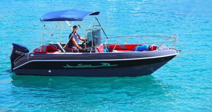 Rental Motorboat in Cassis - Italmar F 30