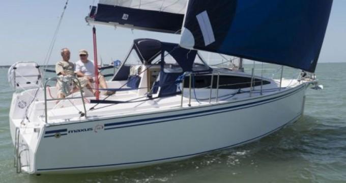 Boat rental Port du Crouesty cheap Maxus 26