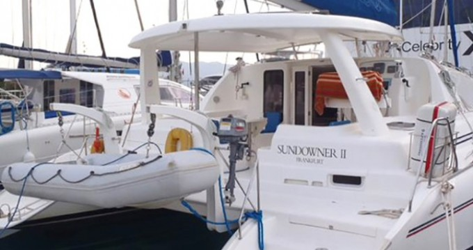 Hire Catamaran with or without skipper Leopard Marmaris