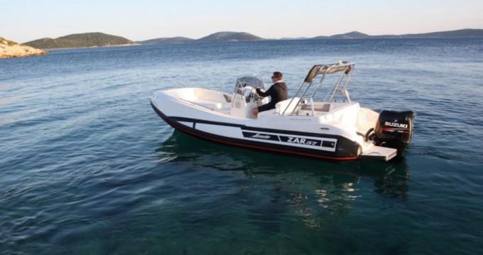 Rental RIB in Puerto de Pollensa - Zar Zar 57