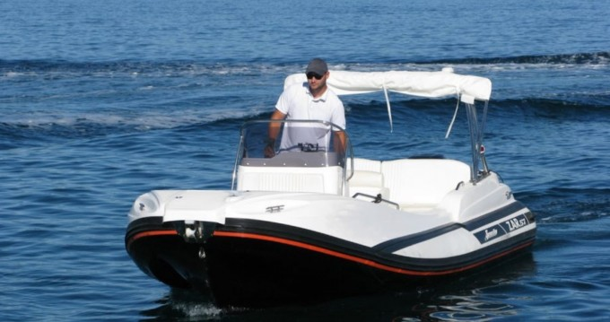 Hire RIB with or without skipper Zar Puerto de Pollensa