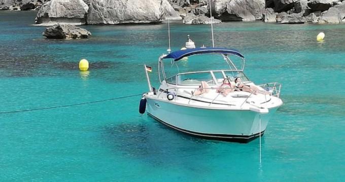 Riviera 3000 offshore between personal and professional Puerto de Pollensa