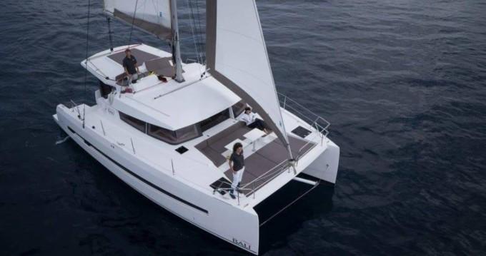 Hire Catamaran with or without skipper Bali Catamarans Ibiza Town