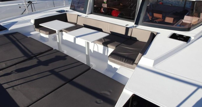 Rent a Bali Catamarans Bali 4.0 Ibiza Town
