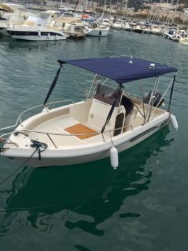 Rental yacht Salerno - Terminal Boat BARCA OPEN TERMINAL BOAT 18 on SamBoat