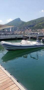 Rental RIB in Salerno - MRL Ribs PREDATOR 6,80