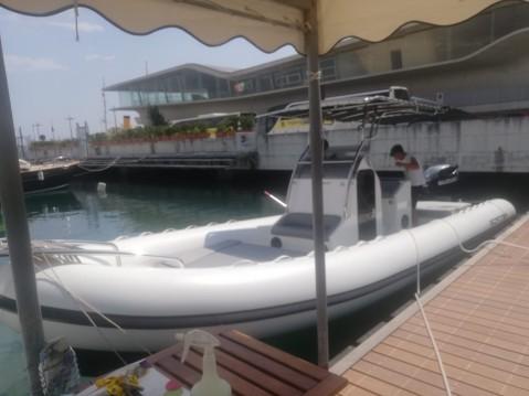 Rental yacht Salerno - Scanner Scanner 870 on SamBoat