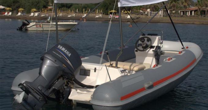 Rent a Perondi  Beluga 14 Vulcano Porto