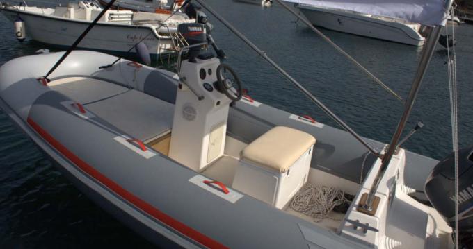 Hire RIB with or without skipper Perondi Vulcano Porto
