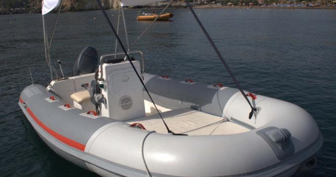 Perondi  Beluga 14 between personal and professional Vulcano Porto