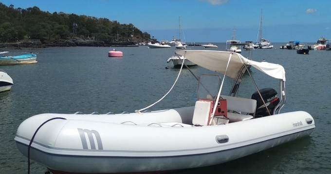 Hire RIB with or without skipper Marshall Vulcano Porto