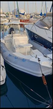 Boat rental Saint-Laurent-du-Var cheap Marlin Boat 540