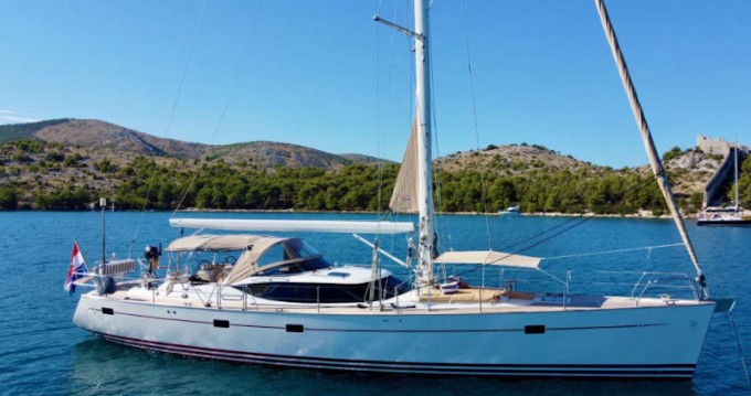 Sailboat for rent Antigua at the best price