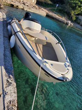 Boat rental Cannes cheap Aries Xl