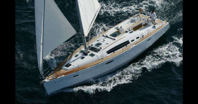 Boat rental Valencia cheap Oceanis 46