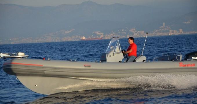 Boat rental Ajaccio cheap M6 Tourning