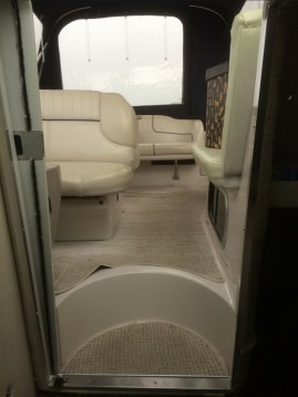 Chaparral Signature 240 between personal and professional Mirow