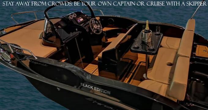 Rental yacht Santorini - Nireus Nireus Ω53 Elegance  on SamBoat