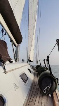 Boat rental Le Grau-du-Roi cheap Hanse 461