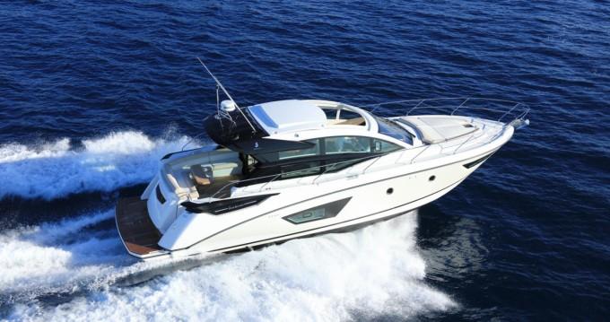 Rental yacht Ajaccio - Bénéteau GRAN TURISMO 50 on SamBoat