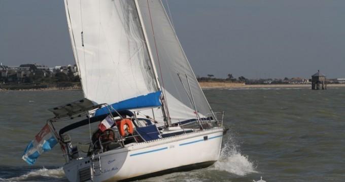 Rental Sailboat in Diélette - Gibert Marine Gib Sea 116