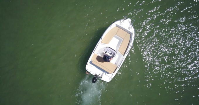 Hire Motorboat with or without skipper Open Mahón