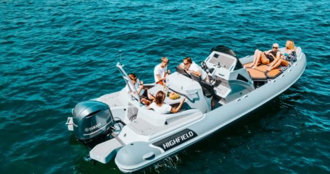 Boat rental Mahón cheap Tempest 775 Open