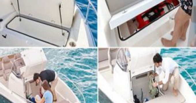 Rental yacht Mahón - Quicksilver Activ 605 Open on SamBoat