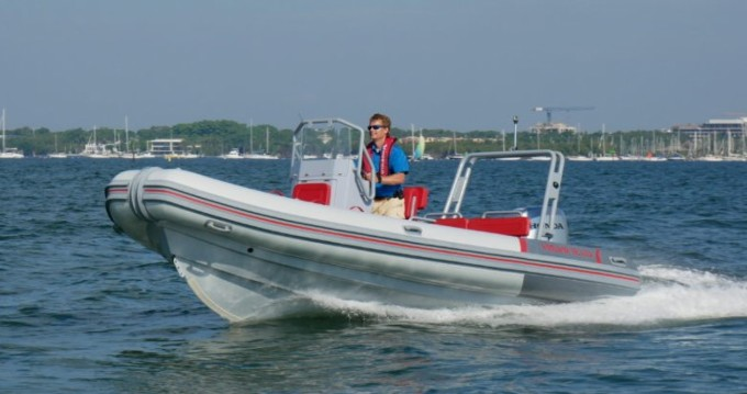Hire RIB with or without skipper Highfield Mahón