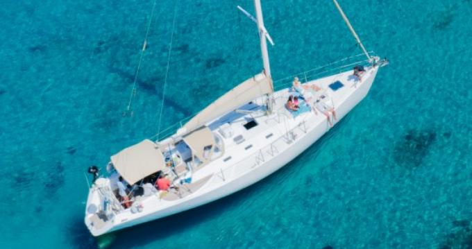 Boat rental Ornos cheap 52ft