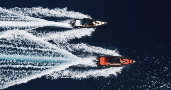 Rental yacht Ornos - SEA FIGHTER Ultimeight 30ft on SamBoat