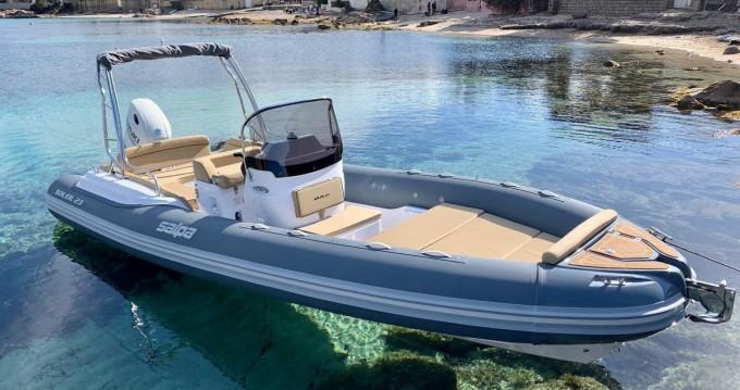 Rental yacht Propriano - Salpa Salpa Soleil 23 on SamBoat