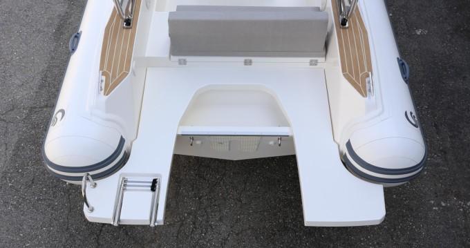 Boat rental Capelli Tempest 700 in Propriano on Samboat