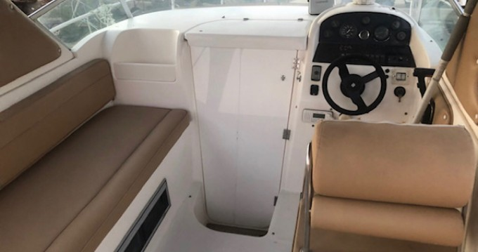 Motorboat for rent Siracusa at the best price