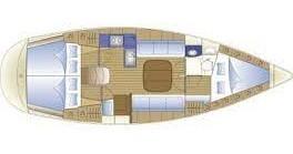 Boat rental Fethiye cheap Bavaria 36