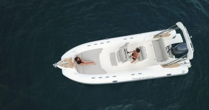 Rent a Capelli Tempest 700 Ibiza Island