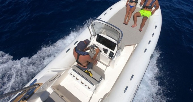 Rental yacht Ibiza Island - Capelli Tempest 700 on SamBoat