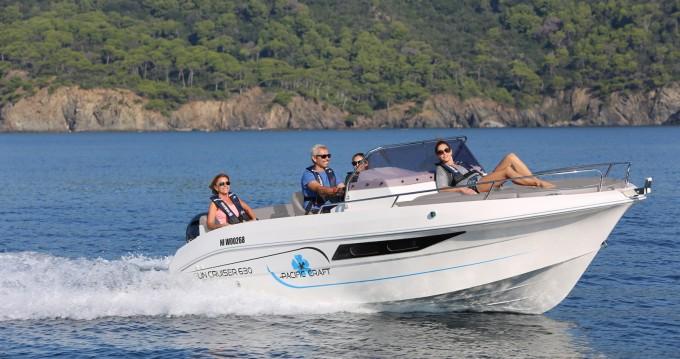 Pacific Craft 630 SUN CRUISER between personal and professional Sant Antoni de Portmany